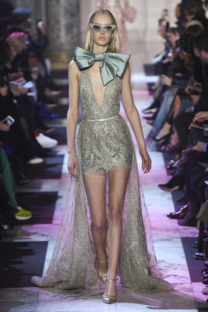 TheFashionLover Elie Saab Couture SS18 1