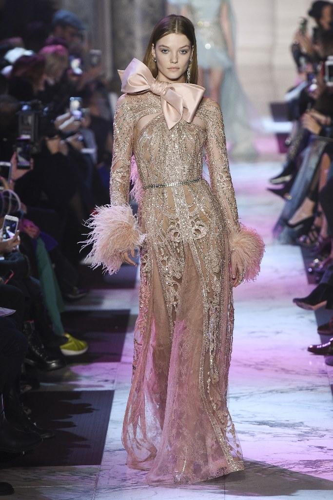 TheFashionLover Elie Saab Couture SS18 2