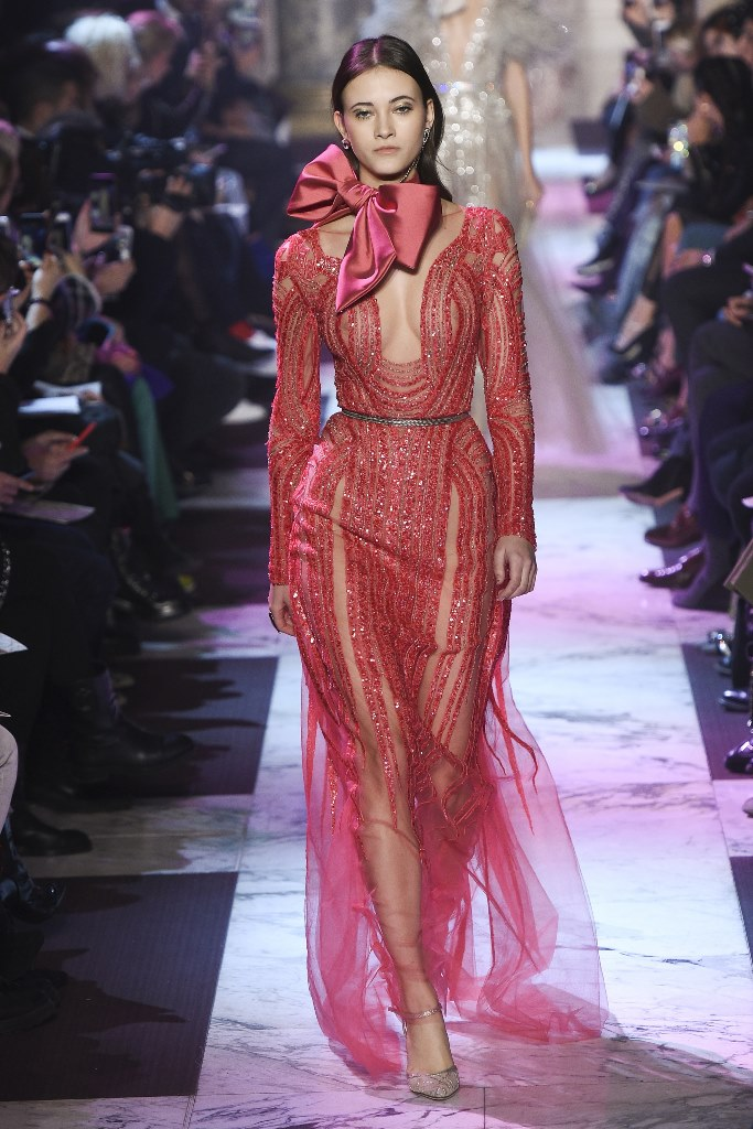 TheFashionLover Elie Saab Couture SS18 3