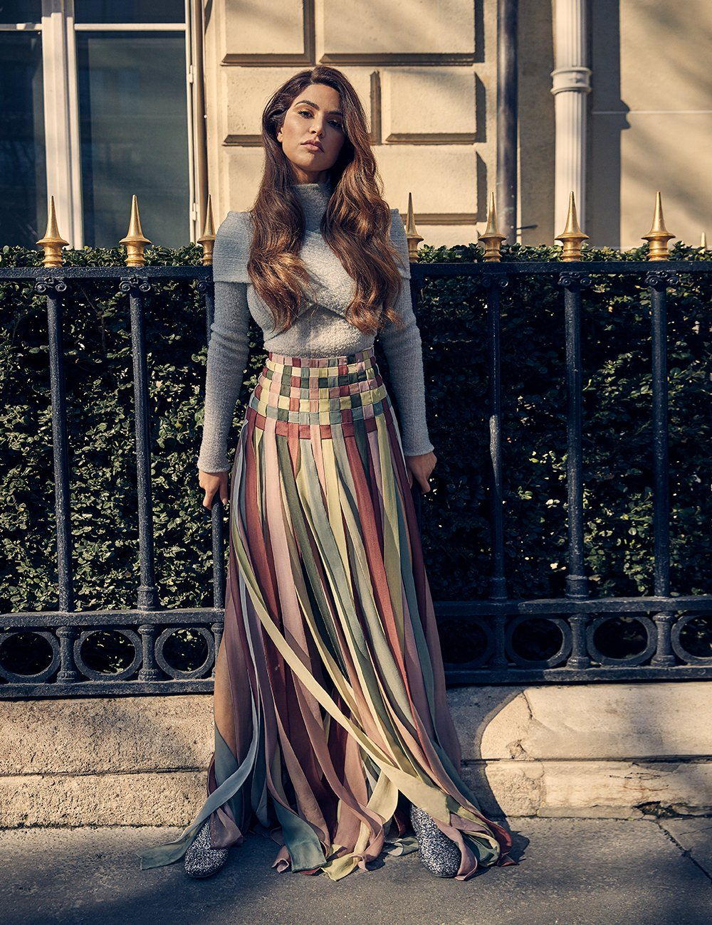 Negin Mirsaleh Dior The Fashion Lover6