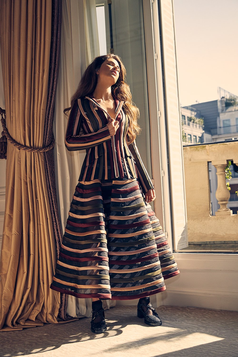 Negin Mirsalehi Dior The Fashion Lover