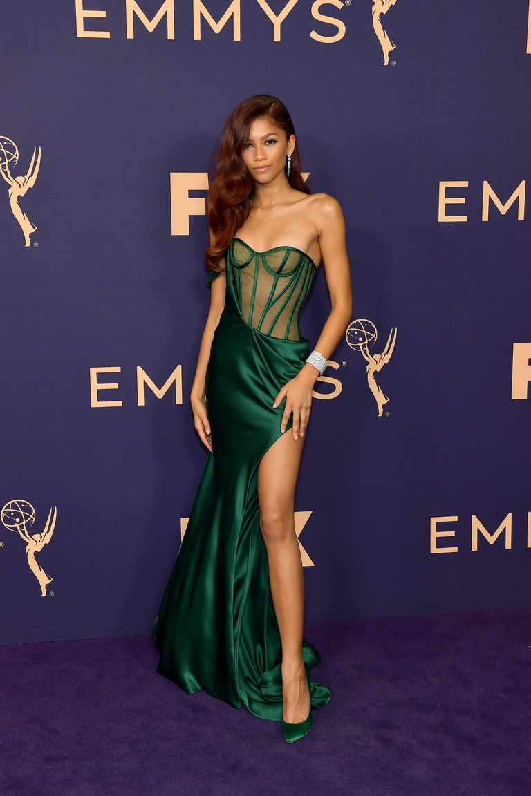 Zendaya Attends The 71st Emmy Awards At Microsoft Theater News Photo 1569198831