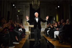 #iorestoacasa - Giorgio Armani wants a slower fashion movement