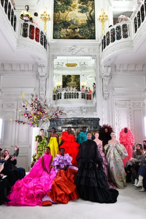 Paris Haute Couture July 6h to 8th 2020