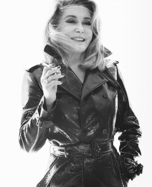 SAINT LAURENT - CATHERINE DENEUVE